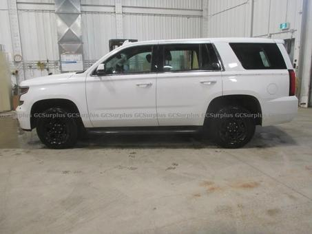 Picture of 2015 Chevrolet Tahoe
