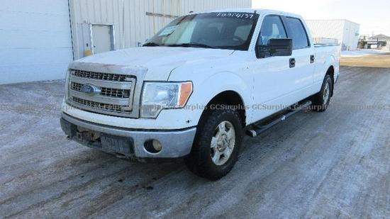 Picture of 2014 Ford F-150 (151,049 KM)